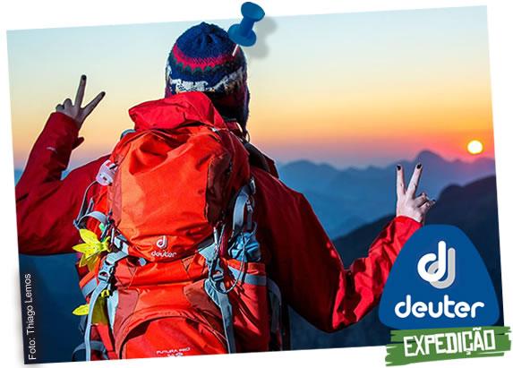 O que é a Expedição Deuter